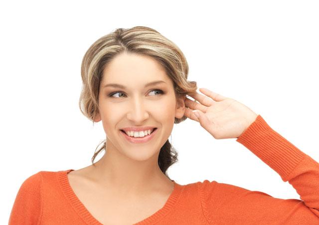 Abstehende Ohren